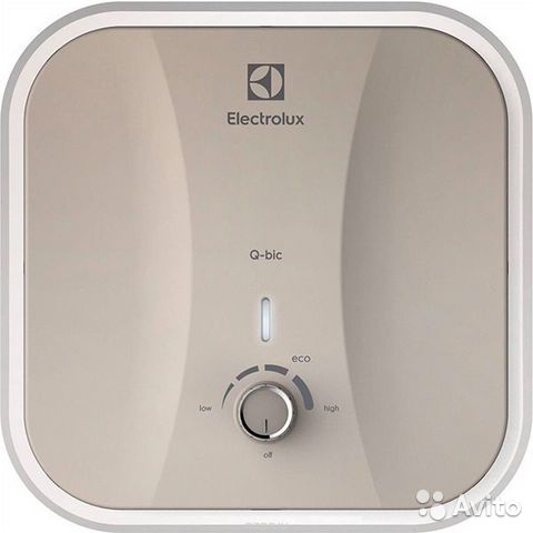 Водонагреватель накопительный Electrolux Q-Bic 15