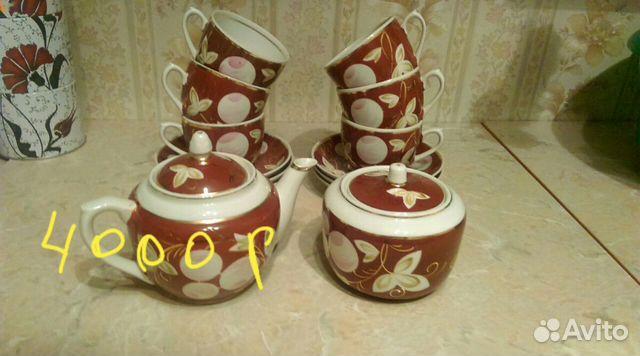 Сервиз чайный  89064888181 купить 5