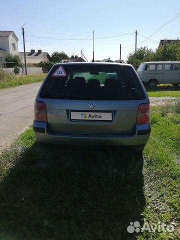 Volkswagen Passat, 2002  89281943661 купить 3