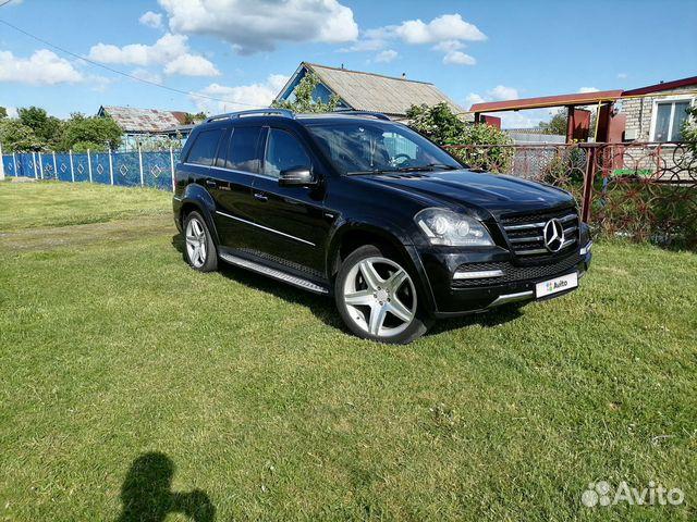 Mercedes-Benz GL-класс, 2011  89278348658 купить 6