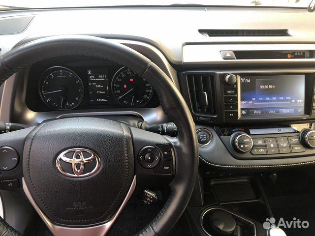 Toyota RAV4, 2018  89094798562 купить 10