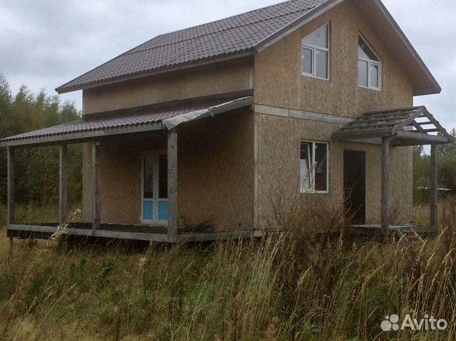 Дом 98 м² на участке 17 сот.  89660003712 купить 2