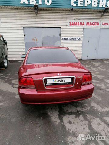 Hyundai Sonata, 2004  89181761991 купить 3