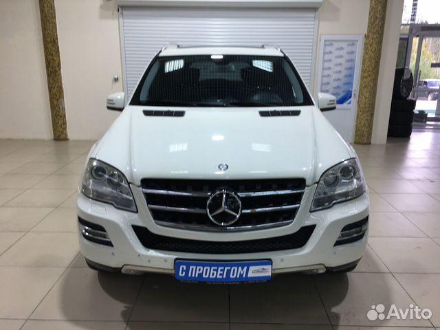 Mercedes-Benz M-класс, 2010  89828708454 купить 3