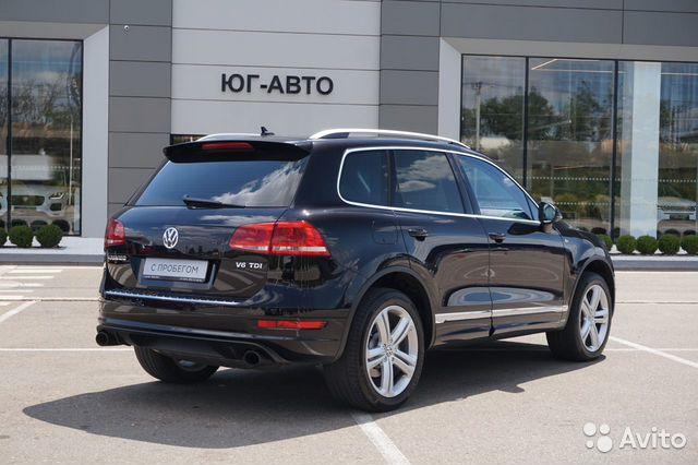 Volkswagen Touareg, 2012  88612441450 купить 6