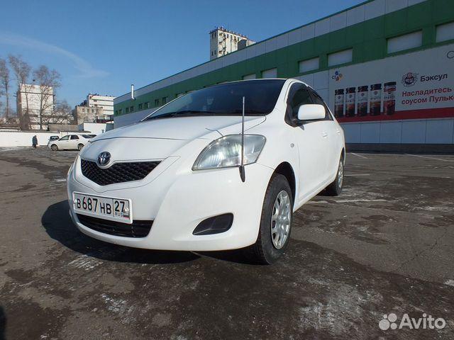Аренда/Прокат авто toyota Belta  89145442707 купить 1