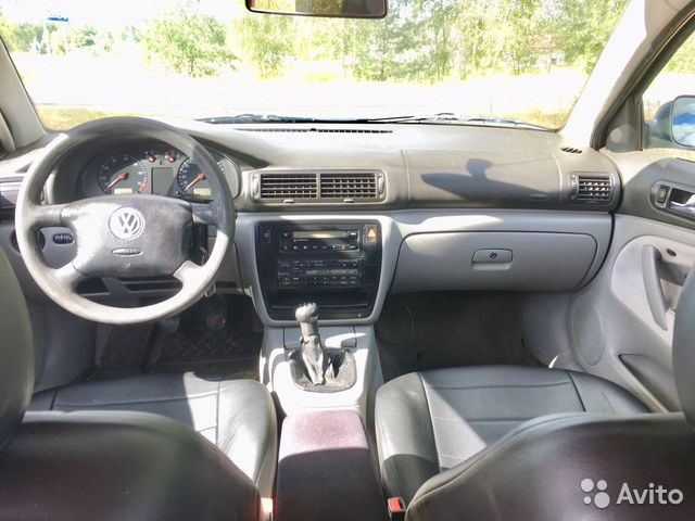 Volkswagen Passat, 1998  89066106707 купить 10