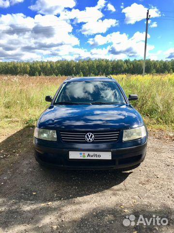 Volkswagen Passat, 1998  89066106707 купить 2