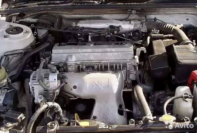 Двигатель 4sFe в разбор