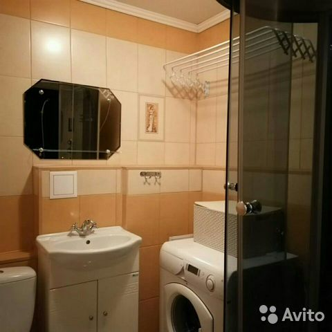 1-room apartment 33 m2, 9/9 FL.  89039954633 buy 10