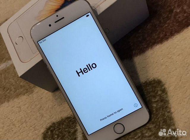 iPhone 6s 64gb - идеал
