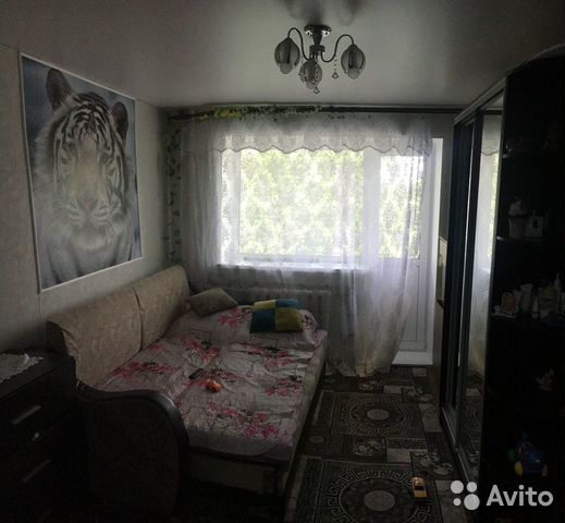 1-к квартира, 32 м², 5/5 эт.  89272262447 купить 5