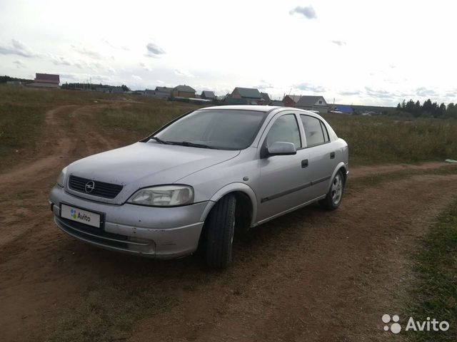 Opel Astra, 2000  89068197607 купить 1
