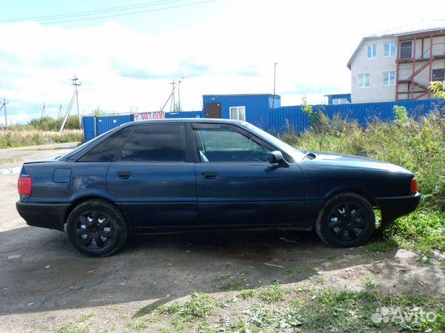 Audi 80, 1988  89065146251 купить 5