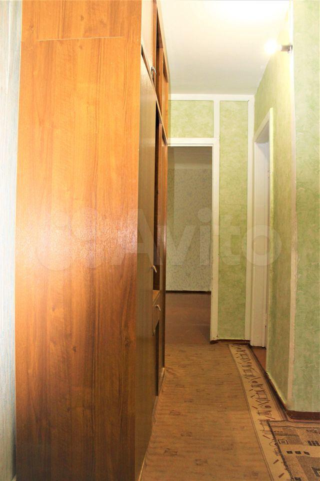 3-к квартира, 58.6 м², 3/5 эт.