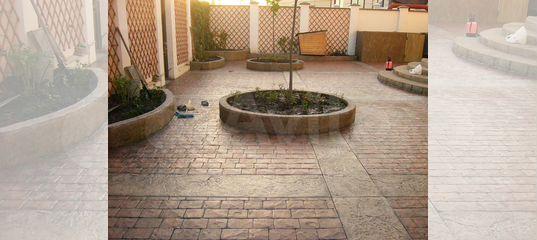 Купить все для печатного бетона в крыму вяжущие для бетонной смеси