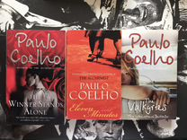 Paulo Coelho, 3 books