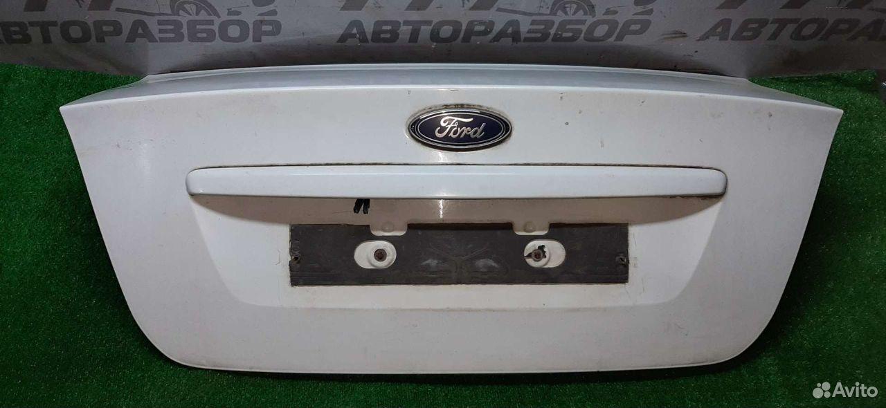 Крышка багажника Ford Focus 2 седан  89625362777 купить 1