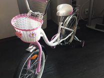 Детский велосипед Novatrack butterfly