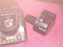 Dewalt DE9118 зарядное устройство