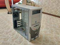Корпус для компьютера, без боковой крышки
