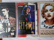 Музыка на видеокассетах
