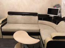 Продам диван+кресло+столик