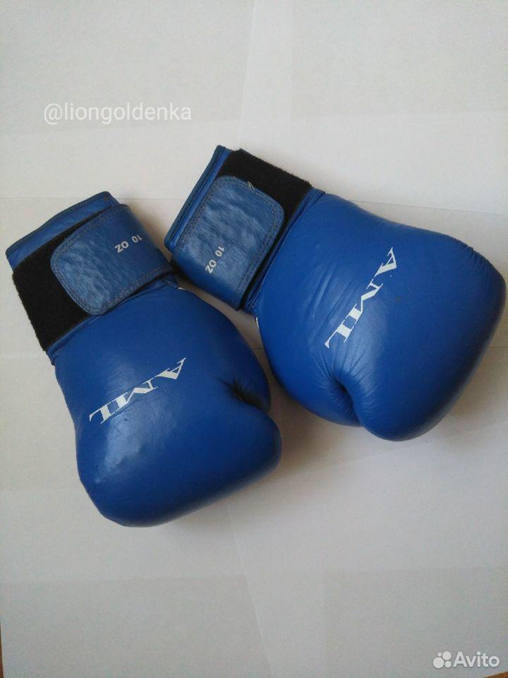 Боксерские перчатки AML  89025079981 купить 4