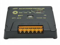Mppt Контроллер солнечной батареи 12V/24V 10A