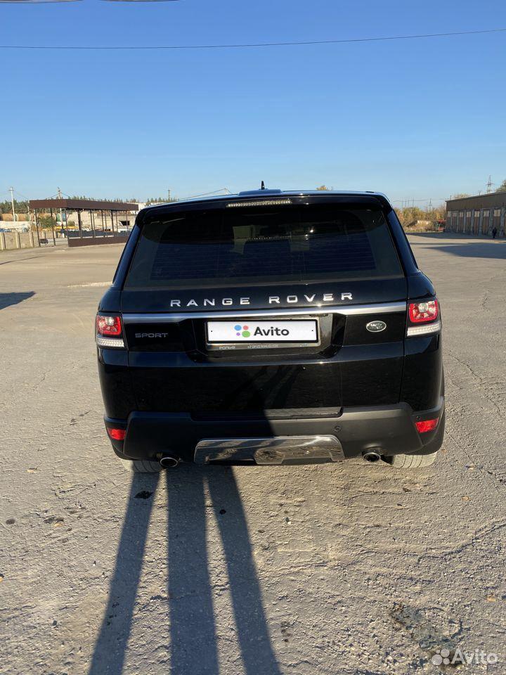 Land Rover Range Rover Sport, 2015  89093571373 купить 2