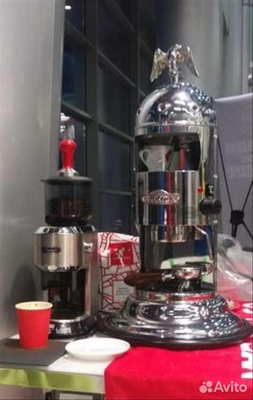 Рожковая кофемашина Elektra Mini Vertical
