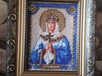 Именная икона святая Ольга