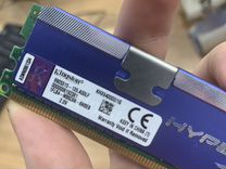 DDR 2 Kingston с охлаждением 1Гб