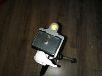 Тринога для фото и видео камеры