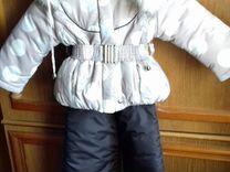 Зимние брюки комбинезон
