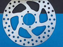 Тормозной диск Ситикоко Q4