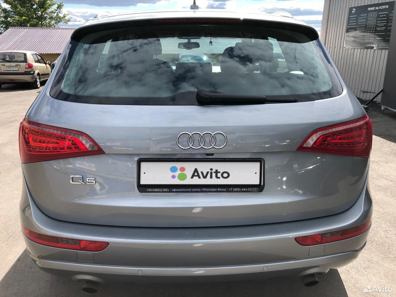 Audi Q5, 2009  89004777717 купить 5