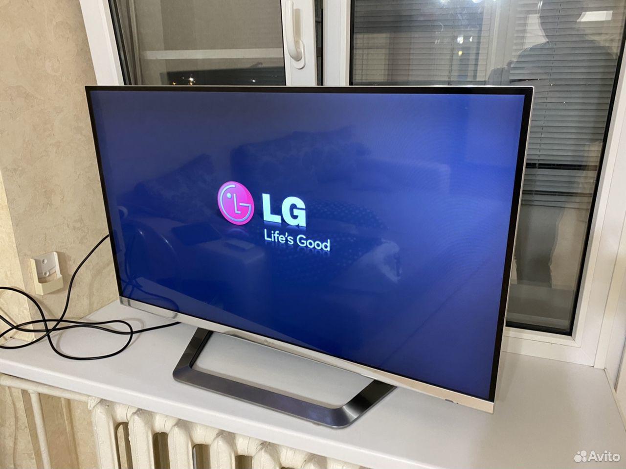 Телевизор LG 42lm670 smartTV, 3D  89184368476 купить 1