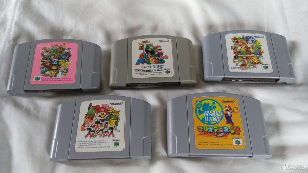 Nintendo 64  89241231635 купить 3