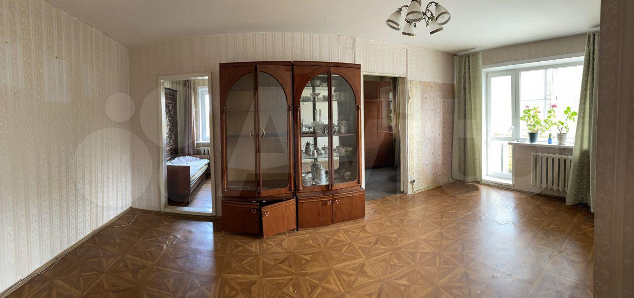 2-к квартира, 46 м², 3/5 эт.  89613333204 купить 5