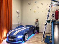 Кровать машина в Перми в наличии