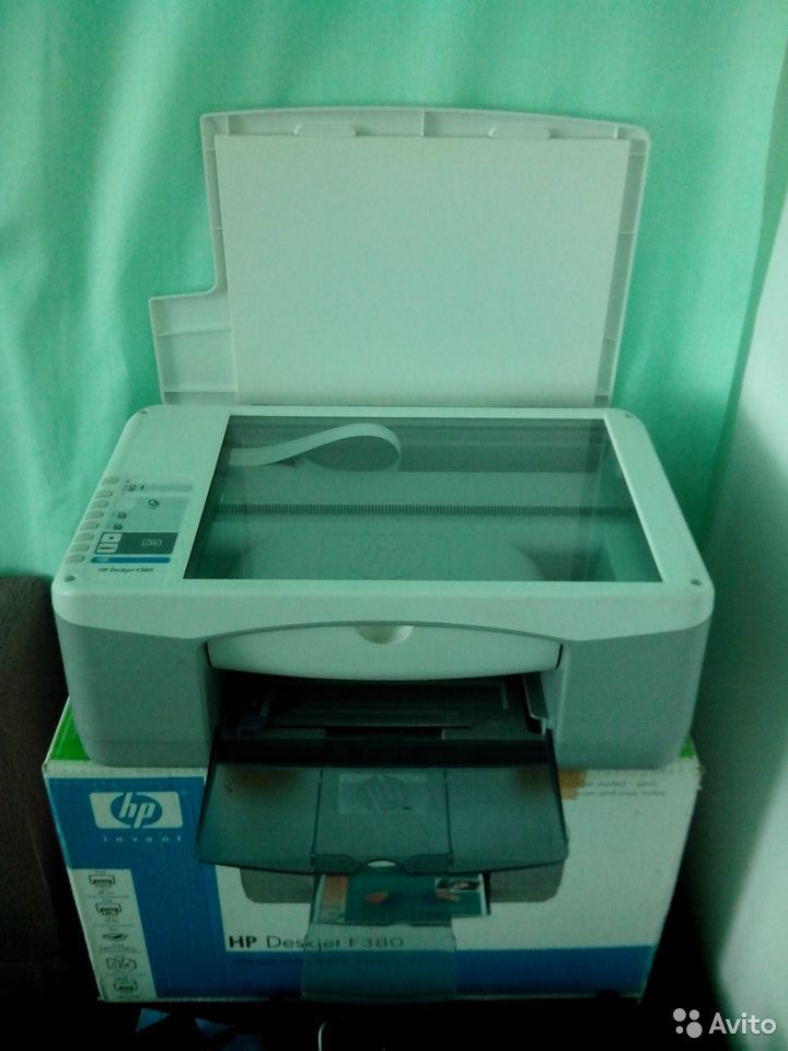 Принтер-сканер-копир нр