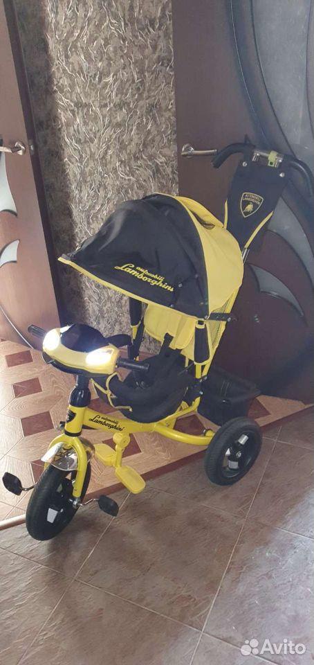 Велосипед детский Lamborghini  89183809015 купить 6