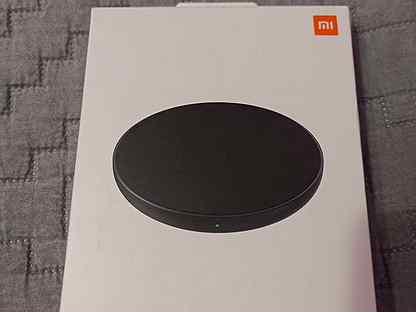 Беспроводное зарядное устройство Xiaomi Wireless C