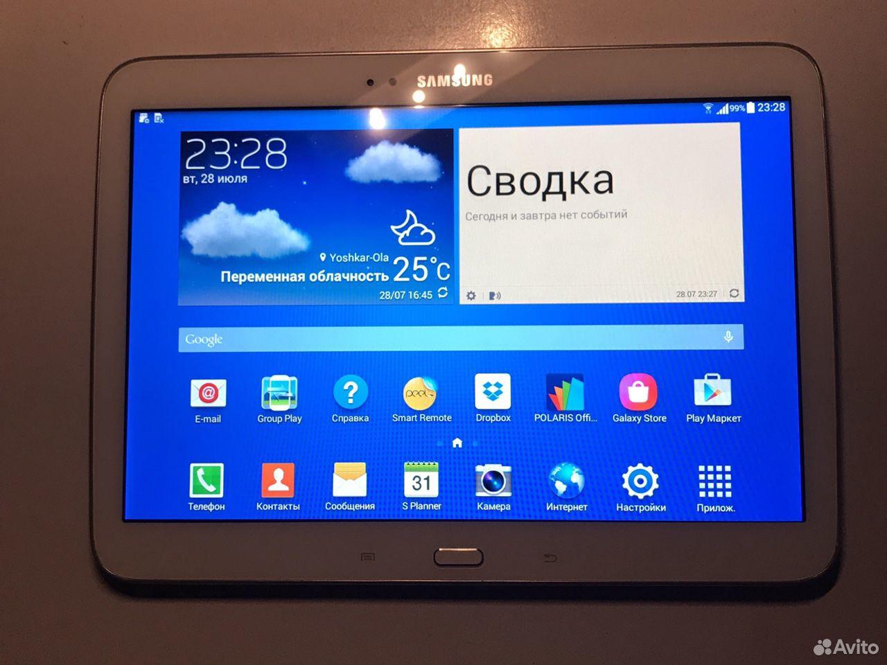 Планшет Samsung Galaxy Tab 3 10.1