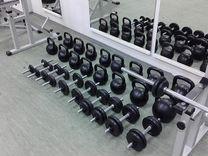 Гантели разборные от 5-60 кг для дома