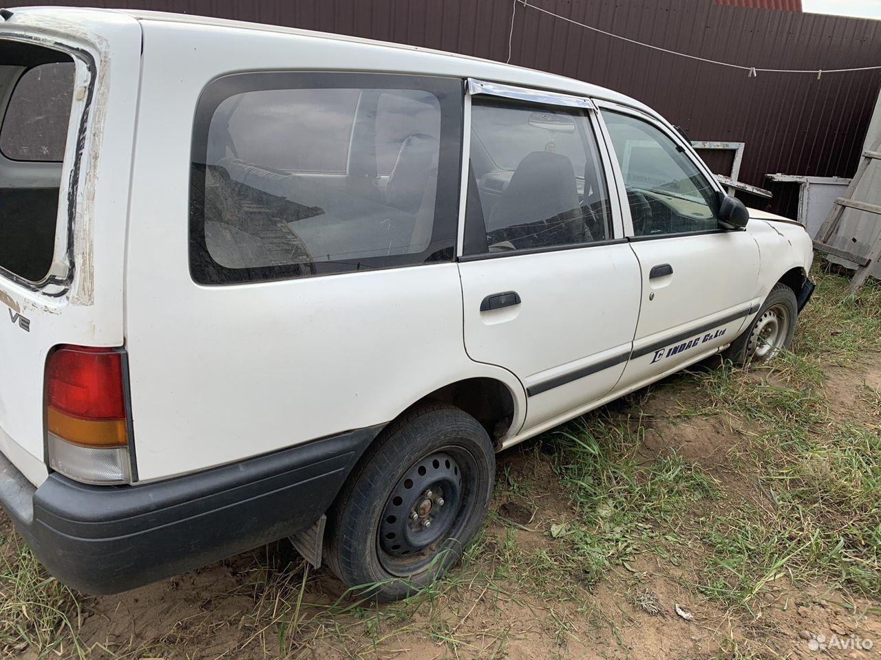 Nissan AD, 1996  89644620583 купить 3