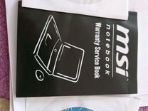 Ноутбук MSI CR700