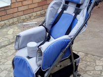 Инвалидную коляску детскую