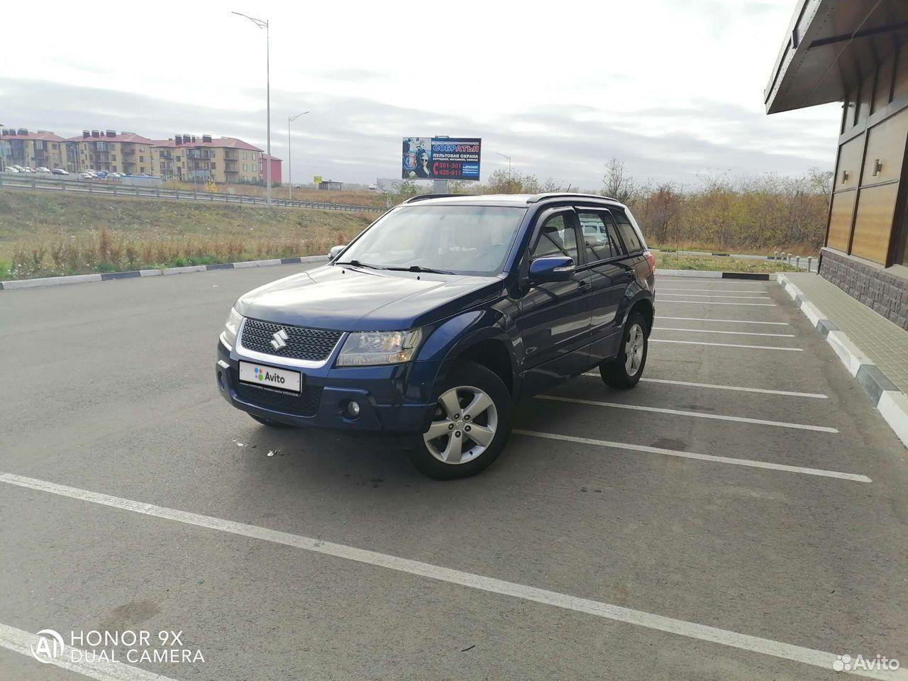 Suzuki Grand Vitara, 2010  89606366531 купить 1